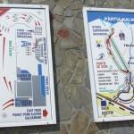 Partia de ski Kalinderu